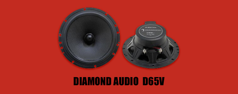 DIAMOND AUDIO D65V